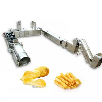 Potato Banana Mango Chips Food Processing Making Machine