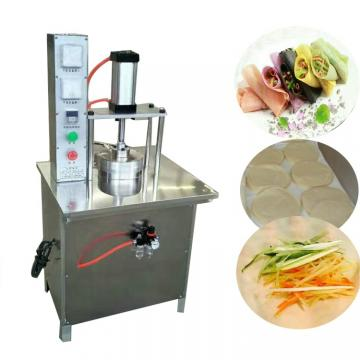 Fried Tortilla Line Maker Price Jinan Machinery Manufacturer